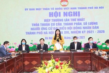 Hà Nội: Ít nhất 10% ứng cử viên đại biểu HĐND là người ngoài Đảng