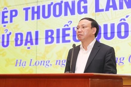 Quảng Ninh: Hội nghị hiệp thương lần thứ nhất Bầu cử ĐBQH và HĐND các cấp nhiệm kì 2021-2026