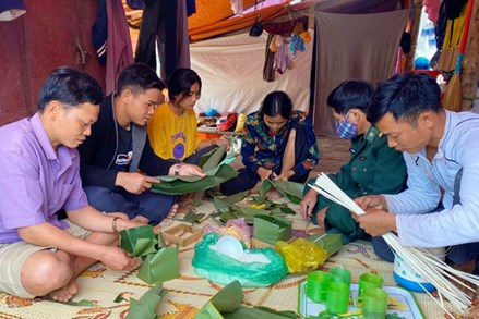 Quảng Bình chung tay lo Tết cho người dân vùng khó