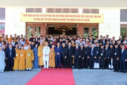 Đoàn kết tôn giáo tạo nên sức mạnh dân tộc
