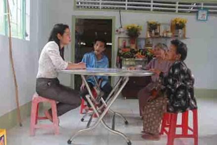 Ủy ban MTTQ phường Thới An Đông: Chung tay vì người nghèo