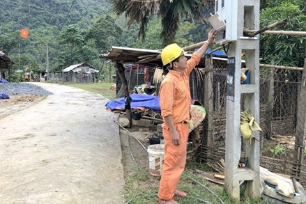 Niềm vui lớn ngày đầu năm của đồng bào vùng cao ở Tuyên Quang