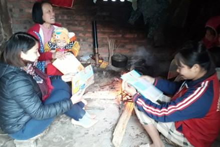 Tân Sơn đẩy mạnh tuyên truyền, giáo dục pháp luật cho đồng bào dân tộc thiểu số