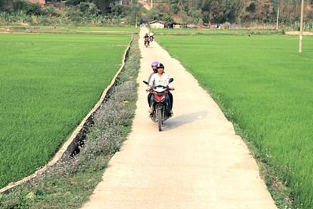 Động lực xây dựng nông thôn mới