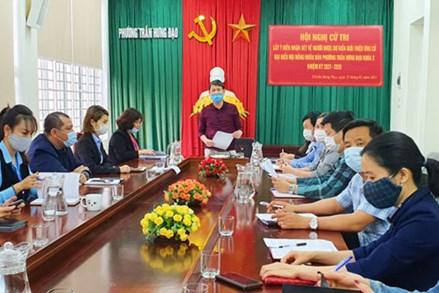 Hạ Long (Quảng Ninh): Góp phần cho sự thành công của ngày hội toàn dân