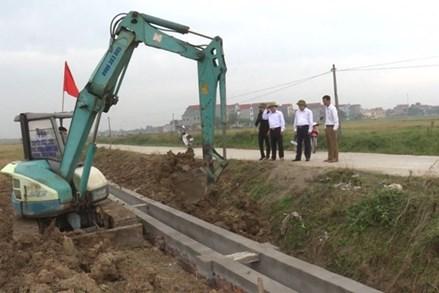 Bắc Ninh: Giám sát, phản biện những vấn đề người dân bức xúc