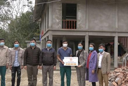 """Huyện Yên Thủy (Hòa Bình): Ấm áp những ngôi nhà """"Đại đoàn kết"""""""
