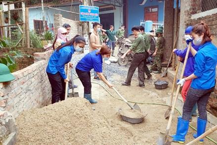 Đoàn kết xây dựng nông thôn mới, đô thị văn minh