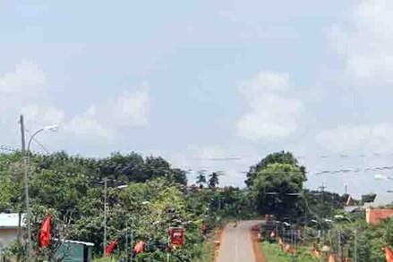 Cộng đồng người Tày, Nùng chung sức xây dựng nông thôn mới