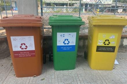 Vận động nhân dân phân loại rác thải tại nguồn