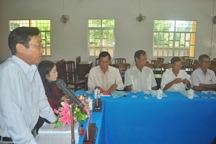 Long Phú (Sóc Trăng): Phát huy vai trò người có uy tín trong đồng bào dân tộc thiểu số