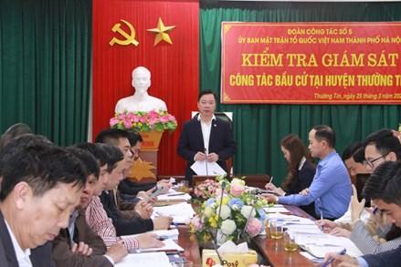 Tăng cường vai trò giám sát của Mặt trận Tổ quốc các cấp trong công tác bầu cử