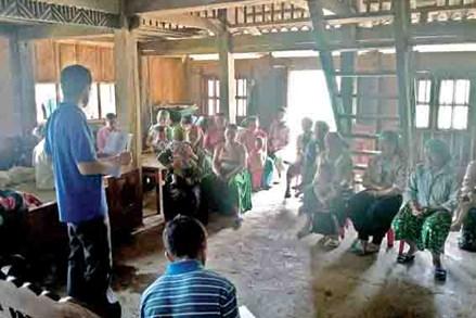 Thanh Hóa: Thực hiện nếp sống văn hóa trong tang lễ vùng đồng bào Mông