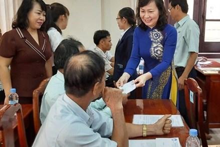 Bình Phước: Họp mặt hơn 100 già làng, người có uy tín tiêu biểu