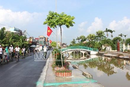 """Nam Định qua 5 năm thực hiện cuộc vận động """"Toàn dân đoàn kết xây dựng nông thôn mới, đô thị văn minh"""""""