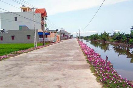 Mặt trận Tổ quốc các cấp tỉnh Nam Định tham gia bảo vệ môi trường