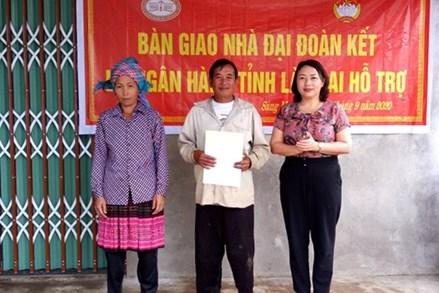 Lào Cai: Xây dựng và sửa chữa 337 nhà Đại đoàn kết
