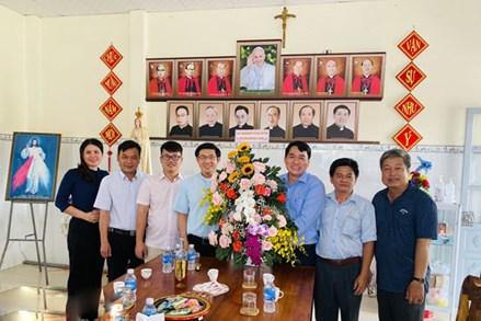 Đồng bào các tôn giáo tỉnh Đồng Nai hướng về ngày bầu cử