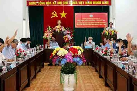 Phú Yên hiệp thương lần ba, chốt danh sách người ứng cử đại biểu Quốc hội và HĐND tỉnh