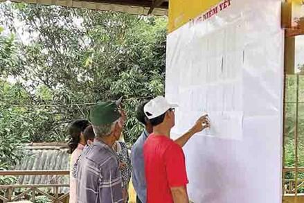 Quảng Ngãi: Sẵn sàng cho hội nghị hiệp thương lần thứ ba