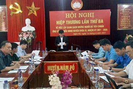 MTTQ huyện Nậm Pồ phát huy vai trò giám sát trong công tác bầu cử
