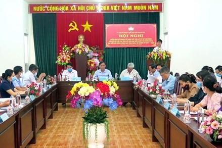 Phú Yên: Gặp mặt ứng cử viên ĐBQH và đại biểu HĐND tỉnh