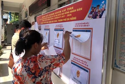Đà Nẵng: Đồng bào công giáo hướng tới ngày bầu cử