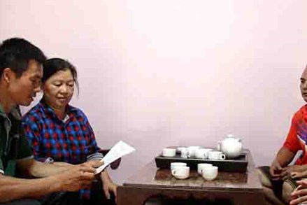Chú trọng tuyên truyền về bầu cử trong đồng bào tôn giáo Bắc Sơn