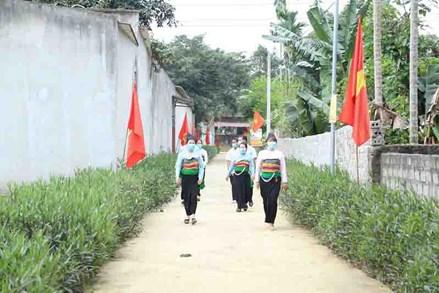 Người dân miền núi Thanh Hóa hướng về ngày hội non sông
