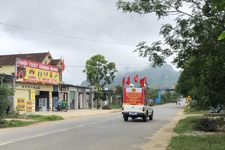 Minh Hóa (Quảng Bình): Sẵn sàng cho ngày hội bầu cử