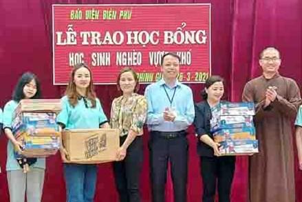 Giáo hội Phật giáo Việt Nam tỉnh Điện Biên với công tác từ thiện xã hội