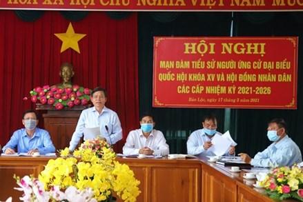 Lâm Đồng: Tuyên truyền công tác bầu cử tới các chức sắc tôn giáo