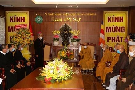 Đoàn kết tôn giáo để phục vụ tốt hơn cho đất nước, cộng đồng