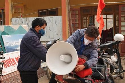 Đồng bào Mông ở Mù Cang Chải mong đến ngày đi bỏ phiếu
