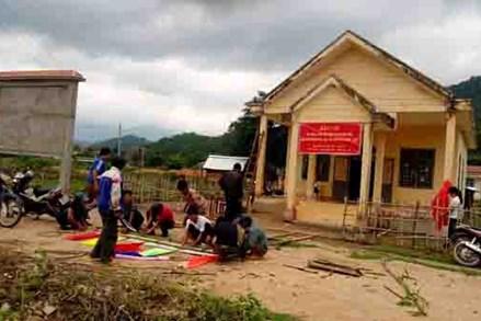 Xã Đăk Kôi (Kon Tum): Đồng bào hân hoan chuẩn bị cho ngày bầu cử Quốc hội và HĐND các cấp