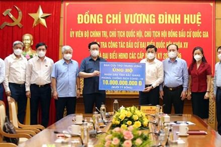 Bắc Giang kêu gọi toàn dân phòng, chống dịch Covid-19