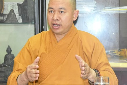 Giáo hội Phật giáo sẽ tham gia ủng hộ Quỹ vaccine trường kỳ