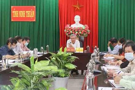 Ủy ban MTTQ Việt Nam tỉnh Ninh Thuận: Tọa đàm phản biện Đề án phát triển du lịch Ninh Thuận giai đoạn 2021-2025, tầm nhìn đến năm 2030