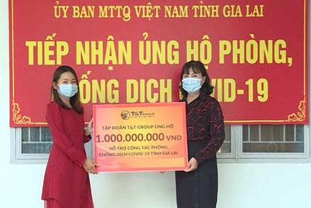 Gia Lai:Chung tay phòng-chống đại dịch