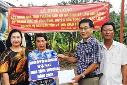 Nỗ lực giảm nghèo trong đồng bào dân tộc Khmer