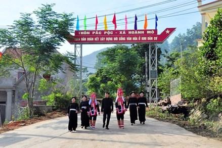 Quảng Ninh: Nhiều giải pháp bảo đảm an sinh xã hội vùng đồng bào dân tộc thiểu số