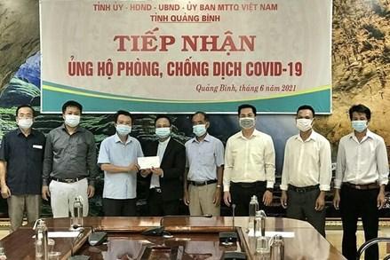 Đồng bào các tôn giáo tỉnh Quảng Bình: Tích cực chung tay phòng, chống dịch Covid-19