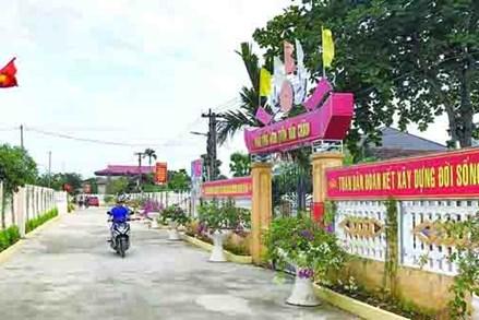 """Lan tỏa phong trào thi đua """"Dân vận khéo"""" ở Thạch Thành"""