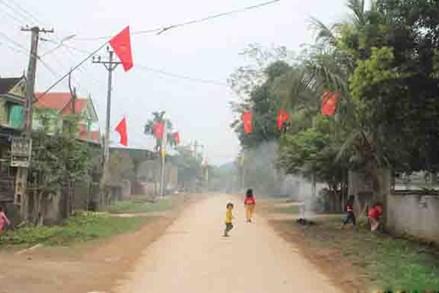 Xây dựng nông thôn mới ở các xã vùng đồng bào dân tộc thiểu số