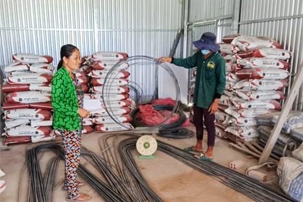 Nhiều đồng bào Khmer thoát nghèo từ nguồn vốn vay ưu đãi
