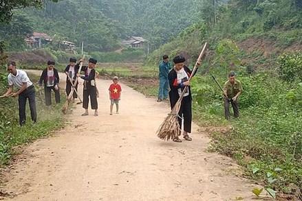 Sắc mới trên bản người Dao thôn Khe Tắm - Lào Cai