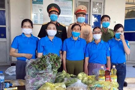 Quảng Trạch góp sức cùng cả nước chống dịch Covid-19