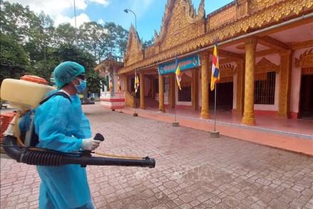 Sóc Trăng: Đồng bào Khmer chung tay phòng, chống dịch COVID-19