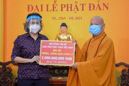 TP.Hồ Chí Minh: Đồng bào có đạo xung phong hỗ trợ tuyến đầu chống dịch COVID-19