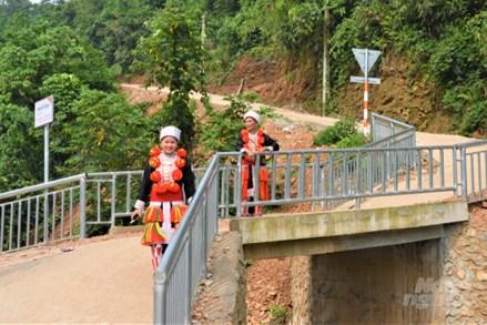 Đổi thay ở vùng đồng bào dân tộc thiểu số Tuyên Quang